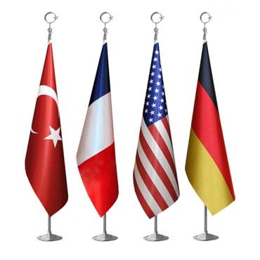 Makam Bayrakları ve Direkleri