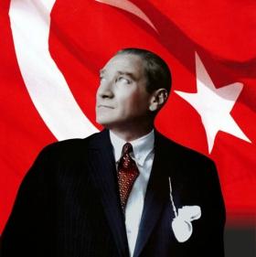 ATA 02 Atatürk Posteri